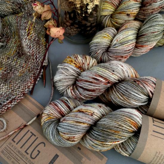 Mon Manet Sweater Aran Preorder – Oxidized