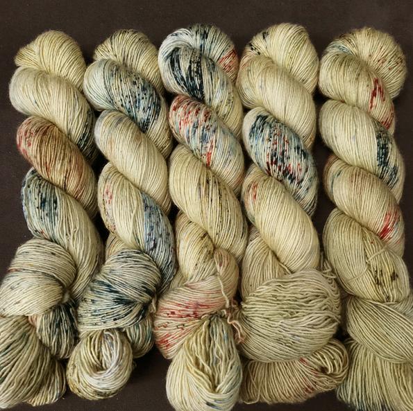 Single Sock Flax